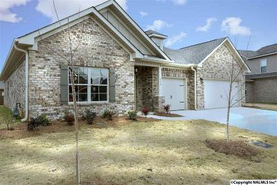 Huntsville AL Single Family Home For Sale: $251,807