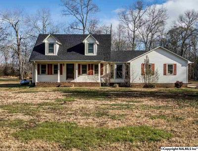 Limestone County, Madison County Single Family Home For Sale: 12760 Lucas Ferry Road