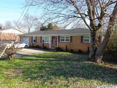 Single Family Home For Sale: 2500 Andrew Jackson Way