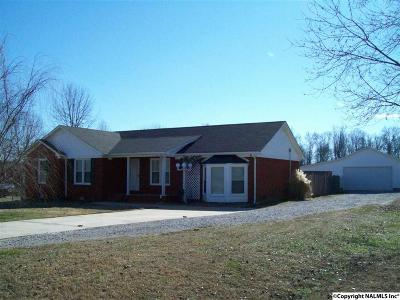 Toney Single Family Home For Sale: 3742 Elkwood Section Road