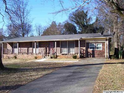 Huntsville Single Family Home For Sale: 3523 NW Rosedale Drive