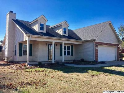 Limestone County, Madison County Single Family Home For Sale: 112 Marysa Drive