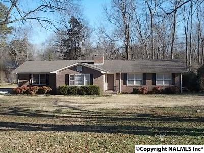 Scottsboro Single Family Home For Sale: 1711 Proctor Drive