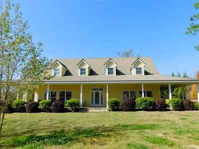 Cedar Bluff Single Family Home For Sale: 511 Rocky Ford Road