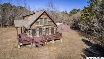 Cedar Bluff, Mentone, Fort Payne, Gaylesville, Valley Head, Menlo, Cloudland Single Family Home For Sale: 5530 Desoto Parkway