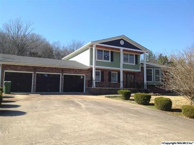 Madison County, Limestone County Single Family Home For Sale: 6571 Pulaski Pike