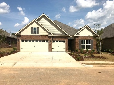 Athens Single Family Home For Sale: 16814 Gardenview Lane