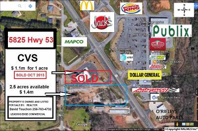 Harvest Residential Lots & Land For Sale: 5825 State Highway 53