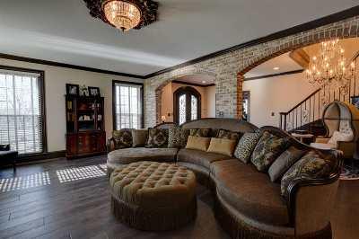 Scottsboro Single Family Home For Sale: 1807 Roseberry Drive