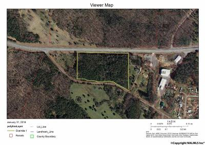 Guntersville Residential Lots & Land For Sale: 01 State Highway 69