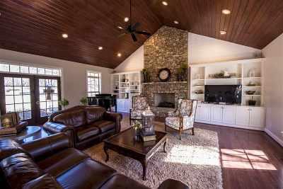 Fort Payne Single Family Home For Sale: 1135-B Beason Gap Road