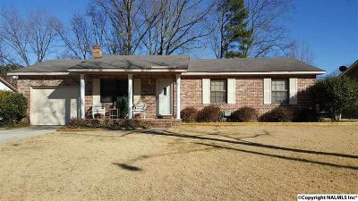 Single Family Home For Sale: 1010 Bedford Drive