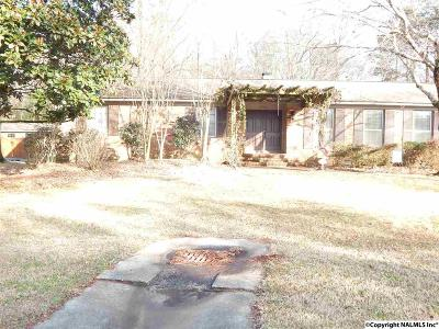 Decatur Single Family Home For Sale: 2006 Sherwood Drive
