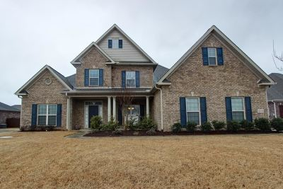 Single Family Home For Sale: 444 Jasmine Drive