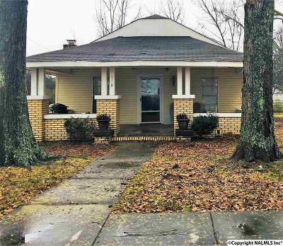 Boaz Single Family Home For Sale: 518 West Mann Avenue