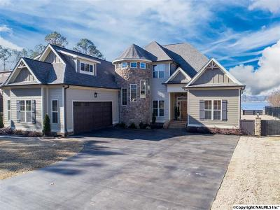 Guntersville Single Family Home For Sale: 8006 Val Monte Drive