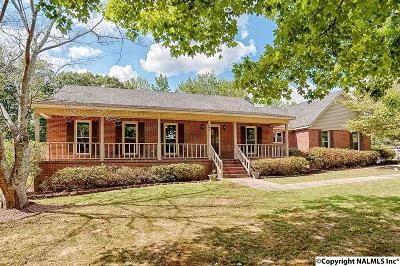 Hartselle Single Family Home For Sale: 48 Dobbs Private Drive