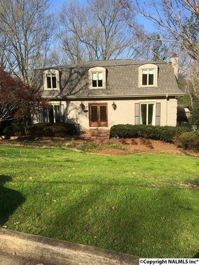 Single Family Home For Sale: 1319 Toney Drive