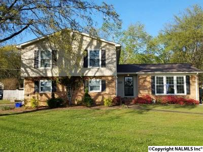 Single Family Home For Sale: 2000 Stapp Drive