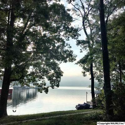 Scottsboro Single Family Home For Sale: 846 Campground Circle