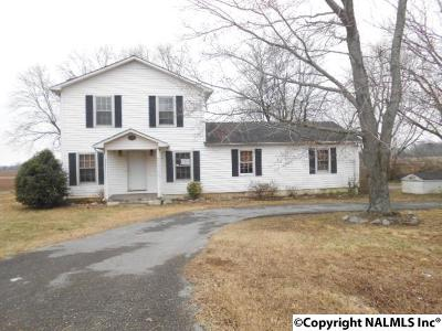 Single Family Home For Sale: 15925 McCulley Mill Road