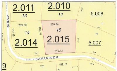Albertville Residential Lots & Land For Sale: Damaris Drive