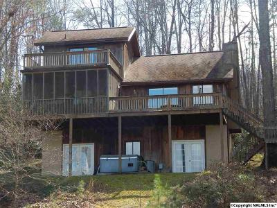 Cedar Bluff, Centre, Gaylesville, Leesburg, Mentone Single Family Home For Sale: 3711 County Road 104