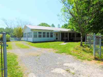 Gaylesville Single Family Home For Sale: 3460 County Road 99
