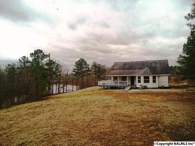 Cedar Bluff Single Family Home For Sale: 209 County Road 941