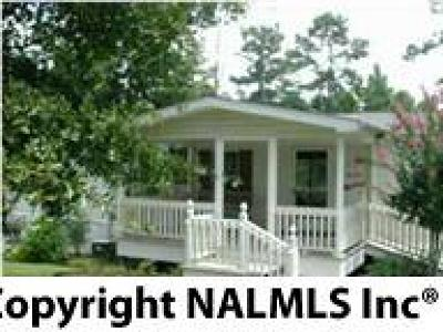 Cedar Bluff Mobile Home For Sale: 730 County Road 725
