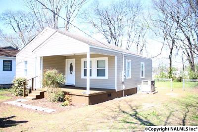 Huntsville Single Family Home For Sale: 2710 Barbara Drive
