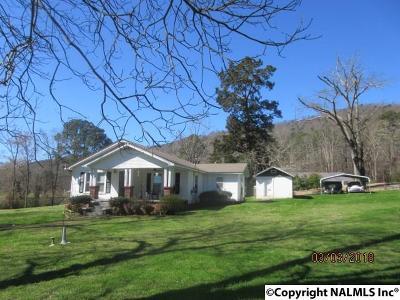 Scottsboro Single Family Home For Sale: 1292 Highway 79