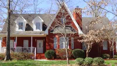 Toney Single Family Home For Sale: 126 Turtle Bend Drive