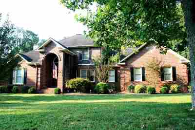 Huntsville Single Family Home For Sale: 106 Lake Pointe Circle