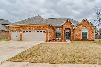 Owens Cross Roads Single Family Home For Sale: 7403 Cobblefield Drive