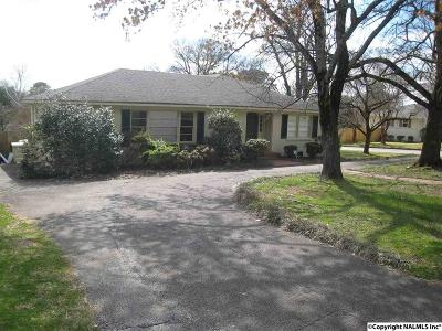 Huntsville Single Family Home For Sale: 1012 Westmoreland Avenue
