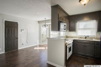 Single Family Home For Sale: 6402 Green Meadow Road
