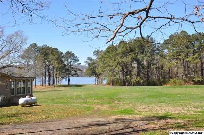 Guntersville Single Family Home For Sale: 517/515 Howell Road