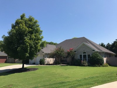 Owens Cross Roads Single Family Home For Sale: 3103 Connomara Court