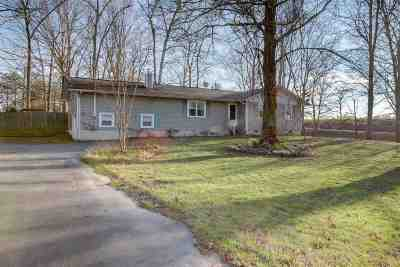 Scottsboro Single Family Home For Sale: 40 Ron Davis Drive