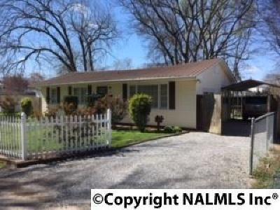 Scottsboro Single Family Home For Sale: 112 Benson Lane