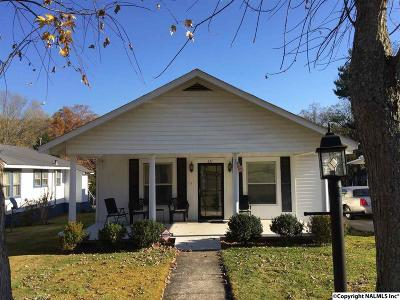 Fort Payne Single Family Home For Sale: 611 Forest Avenue