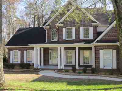 Madison Single Family Home For Sale: 116 Highland Ridge Drive