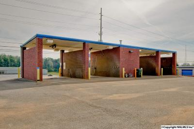 Madison, Madison City Commercial For Sale: 7484 Wall Triana Hwy