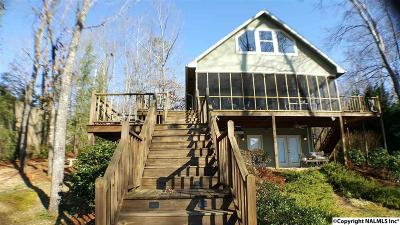 Cedar Bluff, Centre, Gaylesville, Leesburg, Mentone Single Family Home For Sale: 111 County Road 137