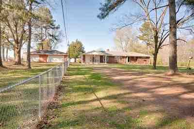 Single Family Home For Sale: 15711 Ham Road