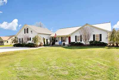 Woodville AL Single Family Home For Sale: $295,000