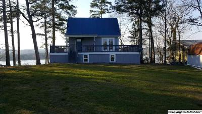 Cedar Bluff, Centre, Gaylesville, Leesburg, Mentone Single Family Home For Sale: 1005 County Road 509
