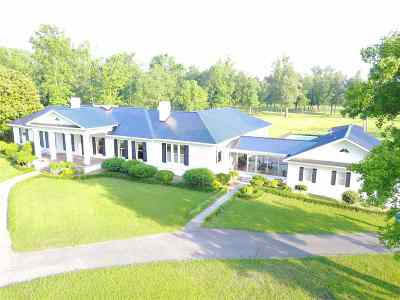 Hokes Bluff Single Family Home For Sale: 5595 Us Highway 278