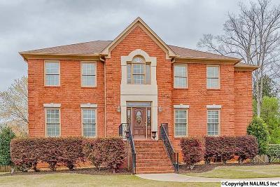 Single Family Home For Sale: 1504 Blackhall Lane